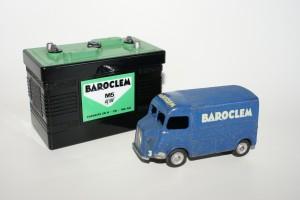 Baroclem et batterie