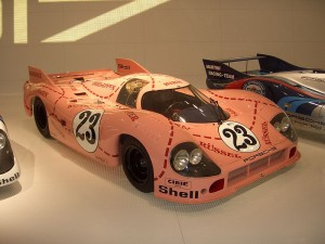 "Porsche 917 ""cochon rose""  Photo Wikipédia"