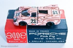 """Porsche 917 """"cochon rose"""""""