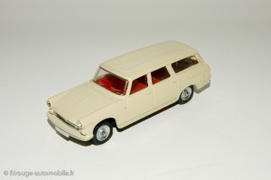 Peugeot 404 commerciale - Dinky Toys 525