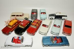 Toutes les Peugeot 404 - Dinky Toys