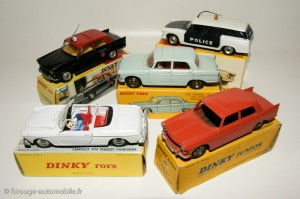 Peugeot 404 - Dinky Toys