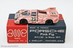 """AMR n°4 - Porsche 917/20 """"Pink Pig"""" Le Mans 1971"""