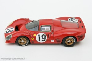 Ferrari P4 - AMR