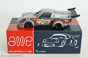 AMR n°1 - Porsche 911 turbo Le Mans 1974