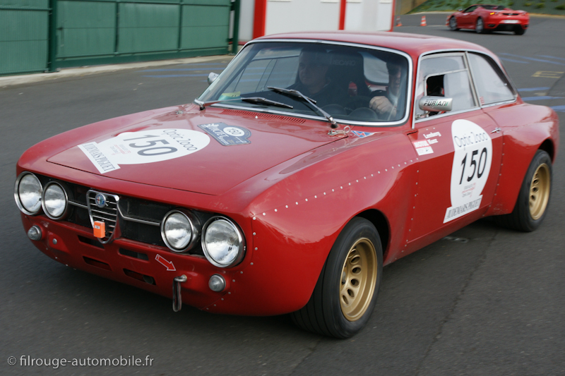 Alfa Romeo 1750 Gtam 1969 Filrouge Automobile