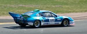 Ligier JS2 Maserati - 1972 - Vainqueur