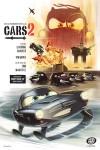 Affiche vintage Cars 2