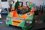 Mazda 787B - vainqueur en 1991 - 24 heures du Mans 2011