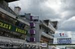 Tribunes et podium - 24 heures du Mans 2011
