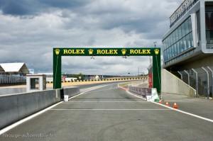 Les essais  des 24 heures du Mans 2011
