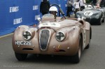 Jaguar XK120 - Le Mans Legend 2011