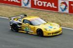 Corvette C6 ZR1 - 24 heures du Mans 2011