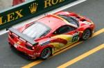 Ferrari 458 Italia - 24 heures du Mans 2011