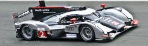 Audi vainqueur des 24 heures du mans 2011