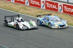 Oreca Swiss Hy Tech-Hybrid / Lotus Evora - 24 heures du Mans 2011