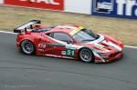 Ferrari 548 Italia n°51 - Le Mans 2011