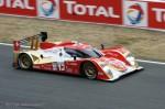 Lola B 10/60-Toyota n°12 -Le Mans 2011