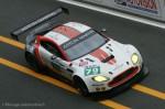 Aston Martin Vantage - 24 heures du Mans 2011