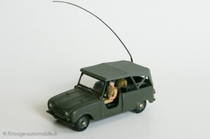 Renault 4 Simpar gendarmerie - Dinky Toys