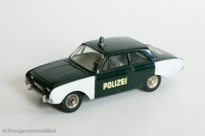 Ford Taunus Polizeï - Dinky Toys