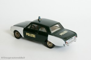 Ford Taunus Polizeï - Dinky Toys