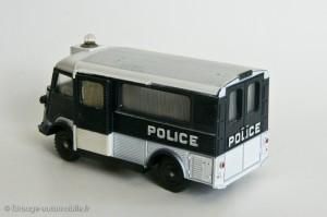 HY Citroën police - Dinky Toys