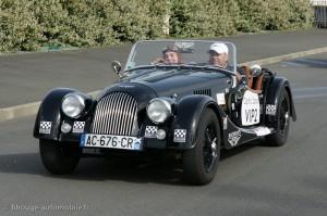 Morgan - Tour auto 2011