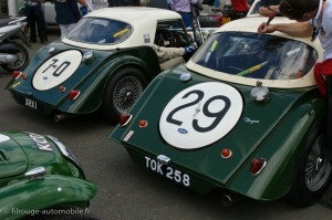 Morgan - Le Mans Legend 2011