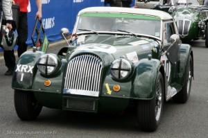Morgan - Le Mans Legend 2011