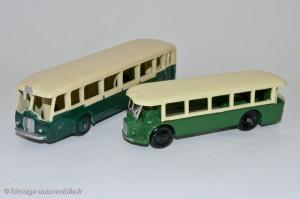 Autobus parisiens - Dinky Toys