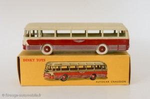 Autocar Chausson - Dinky Toys