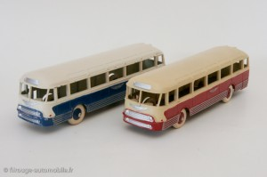 Autocars Chausson - Dinky Toys