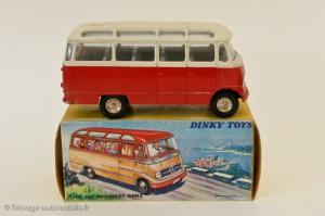 Autocar Mercedes - Dinky Toys