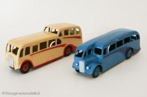 Autocar 29E et F - Dinky Toys anglais