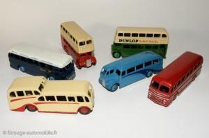 Autocar et autobus - Dinky Toys anglais