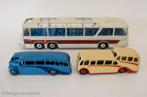 Autocar - Dinky Toys anglais
