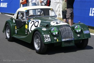 Morgan - Le Mans Legend 2009