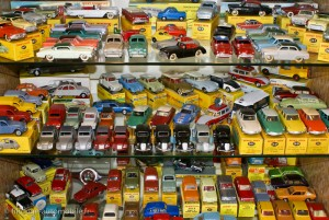Collectionner les Dinky Toys