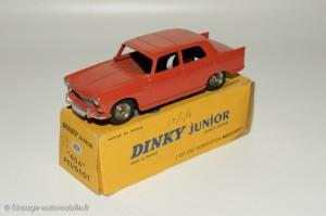 Dinky Junior - Peugeot 404 rèf. 101