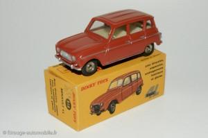 Dinky Junior - Renault 4L rèf. 518
