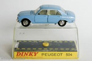 Dinky Toys - Peugeot 504 rèf. 1415