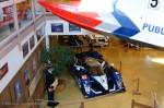Manoir de l'automobile de Lohéac - Peugeot 908 - 1ère 24h du Mans 2009