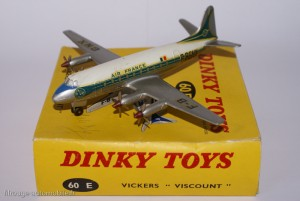 Dinky Toys 60E - Vikers Viscount