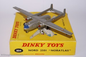 SONY Dinky Toys - Noratlas rèf. 804