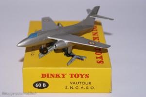 Dinky Toys 60B - Vautour SNCASO