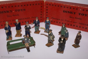 Dinky Toys - personnages