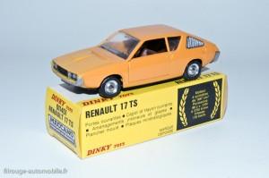 Dinky Toys Renault 17 - Valeur env. 80€