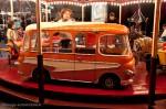 Manège ancien - bus