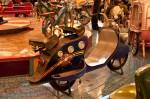 Manège ancien - moto